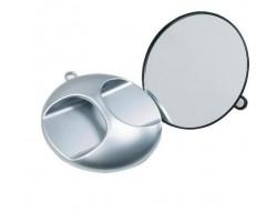 Зеркало круглое (черное)